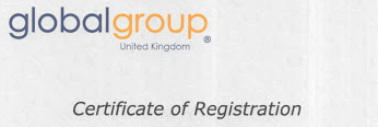 The company has passed a certification audit by GlobalGroup